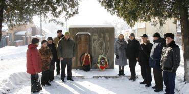 У Коломиї вшанували пам'ять жертв Голокосту. ФОТО