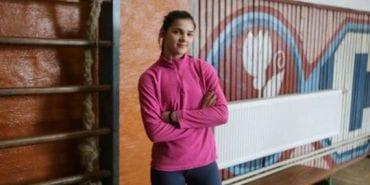 Коломиянка Тетяна Харащук здобула срібну медаль юнацького чемпіонату України з легкої атлетики