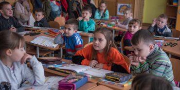 У Коломиї замість шкіл тепер будуть ліцеї та гімназії. ВІДЕО