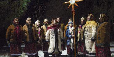 Відео. На Коломийщині бережуть давні традиції Різдва