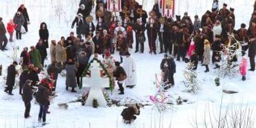 Гуцули запрошують на Водохреща до Криворівні. ФОТО+ВІДЕО