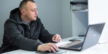 Коломиянин Роман Губач – про соціальне таксі як приклад вдалої ініціативи. ФОТО