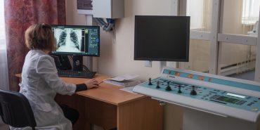 Що обстежує нова медична апаратура в лікувально-діагностичному центрі у Коломиї. ФОТО