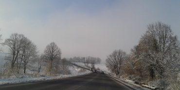 Дорожники розповіли про стан головних автошляхів Прикарпаття. ФОТО