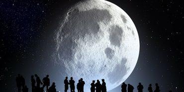 Коли і де буде видно перше місячне затемнення 2019 року