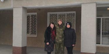 Коломийські поліцейські вирушили в зону ООС. ФОТО