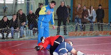 Коломийські поліцейські здобули першість на обласному чемпіонаті з рукопашного бою. ФОТО+ВІДЕО