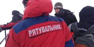 У Карпатах внаслідок сходження снігової лавини загинув 28-річний турист