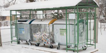 Як на Коломийщині сортують сміття. Досвід Печеніжинської ОТГ. ФОТО+ВІДЕО
