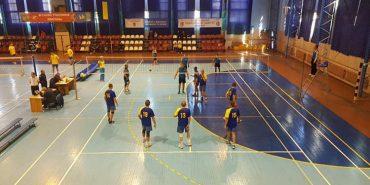 Волейболісти Коломийщини у рамках чемпіонату області переграли команду з Галича. ФОТО