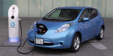 За останній місяць попит на електромобілі в Україні зріс в 2,3 рази