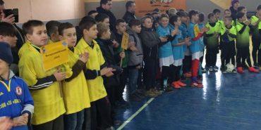 """У Коломиї стартував футзальний турнір на кубок НФК """"Ураган"""". ФОТО"""