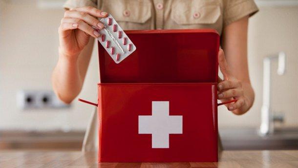 Що повинно бути в домашній аптечці: поради коломиянам