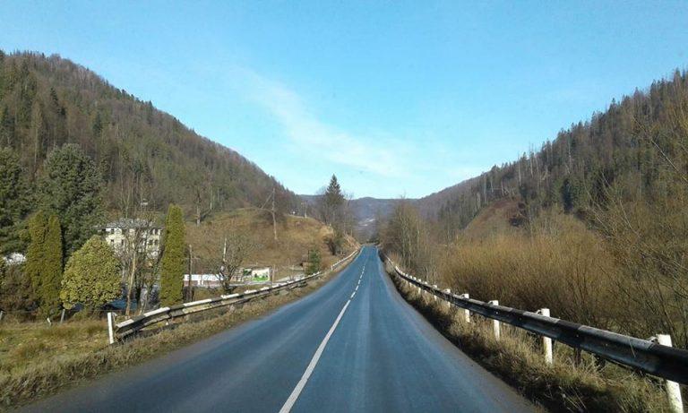 Минулого року на Франківщині відремонтували 727 кілометрів доріг