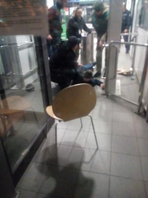 На пішохідному переході Шегині -Медика помер українець. ФОТО