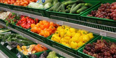 За минулий рік в Івано-Франківській області ціна на продукти харчування зросла на 2,3%, – статистика