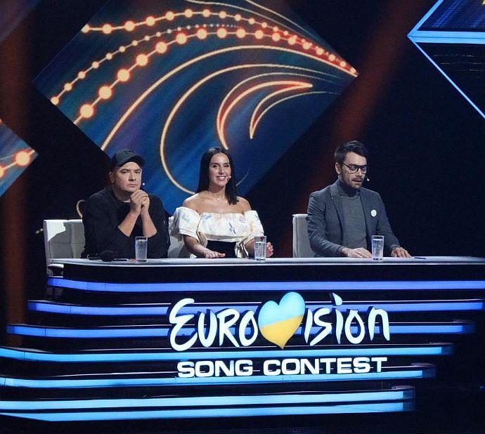 Cтали відомі три фіналісти відбору на Євробачення. ВІДЕО