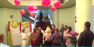 Відтепер у Коломиї можна відзначити ювілей-весілля по-особливому. ВІДЕО