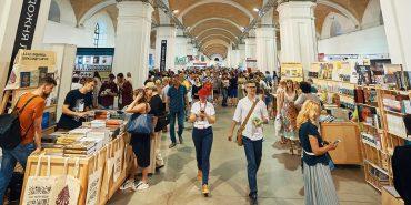 У Лондоні Книжковий Арсенал (Україна) номінували на звання найкращого літературного фестивалю року