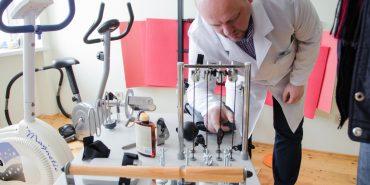Коломийський госпіталь проводить складні операції на очах та має унікальне обладнання для реабілітації ветеранів війни