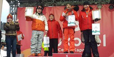 У Буковелі відбулися міжєпархіальні змагання з лижного спорту серед священнослужителів УГКЦ