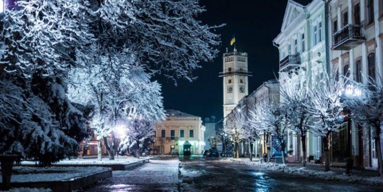 Зранку - похмуро, вдень - прояснення: погода в Коломиї на 19 лютого