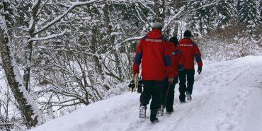 Рятувальники цілу ніч шукали у Карпатах двох туристів, наразі безуспішно. ФОТО