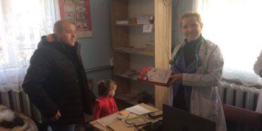 У двох селах, які приєдналися до Коломиї, відремонтують амбулаторії. ФОТО