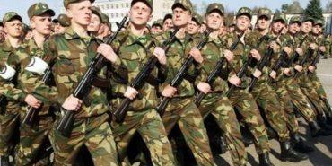 Прикарпатців кличуть на військову службу за контрактом