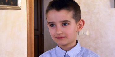 Шестирічний хлопчик з Коломийщини здобув перемогу на Всеукраїнській олімпіаді з ментальної арифметики. ВІДЕО