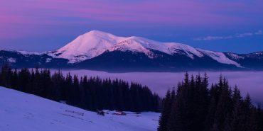 Вершини прокидаються від сну: неймовірні світлини Карпат фотографа з Коломиї. ФОТО