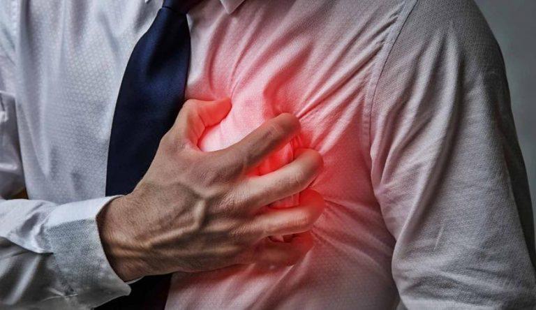 За 2018 рік на Франківщині зареєстровано понад 1100 випадків інфаркту міокарда