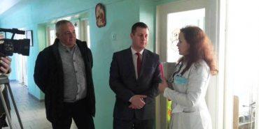 У Коломиї реконструюють дитячу лікарню