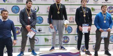 Коломиянин Денис Сагалюк здобув перемогу на міжнародному турнірі з вільної боротьби. ФОТО