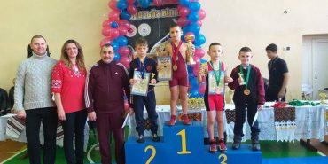 Коломийські спортсмени привезли нагороди з обласних змагань. ФОТО