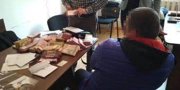 На Франківщині СБУ припинила діяльність міжрегіонального конвертаційного центру з річним обігом понад 50 млн грн. ФОТО