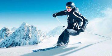 На Прикарпатті проводять змагання за Кубок України з гірськолижного спорту
