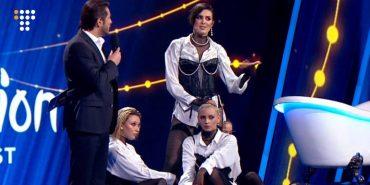 Суспільне вирішить, чи представлятиме MARUV Україну на Євробаченні
