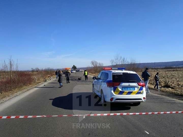 Подробиці смертельної аварії на Прикарпатті: загинула жінка-водій, ще четверо, серед яких вагітна, - травмовані