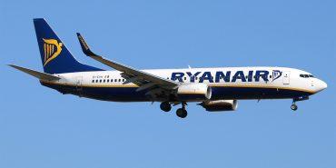 Від 3,5 євро: Ryanair оголосив про весняний розпродаж квитків