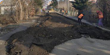 У Коломиї розпочали ремонт вулиць. ФОТО