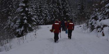 Рятувальники знайшли заблукалих на Говерлі туристів, пошуки яких тривали цілу ніч