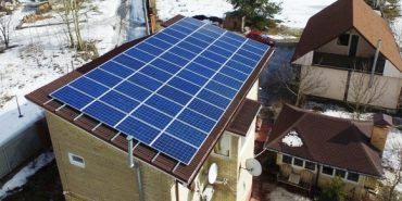 Франківщина – у п'ятірці областей, де встановлено найбільше сонячних станцій у домогосподарствах