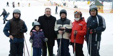 Коломийські священики візьмуть участь у змаганнях з лижного спорту на Буковелі