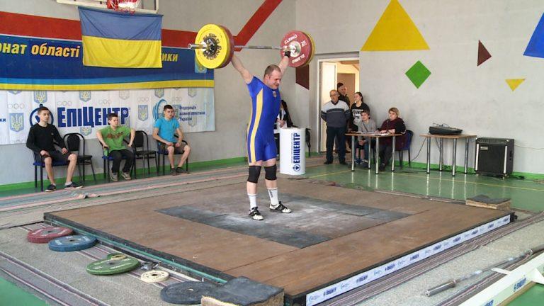 У Коломиї відбувся відбірковий турнір спортсменів, які мають брати участь в Кубку України з важкої атлетики. ВІДЕО