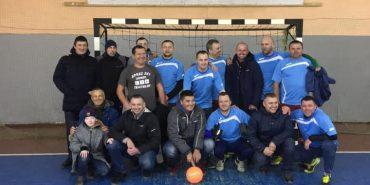 У Коломиї відбувся футзальний турнір серед ветеранів. ФОТО