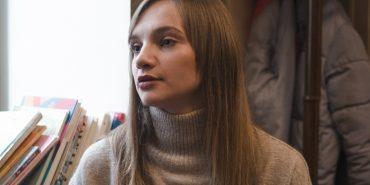 Коломиянка Мирослава Кернякевич – про волонтерство як покликання