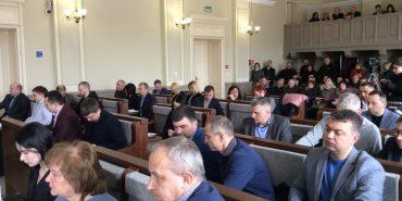 Тарифи, кадри, гроші: у ратуші відбулася сесія Коломийської міської ради
