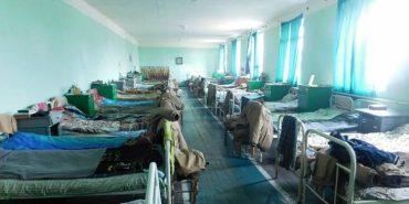У коломийській колонії в'язнів змушують безоплатно працювати, а в камерах +9-14°С. ФОТО