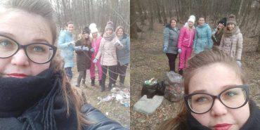 Прибери і зроби селфі: прикарпатців кличуть взяти участь у марафоні EcoSelfie
